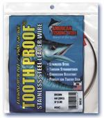 Tooth Proof Single Strand Wire