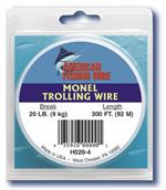 Single Strand Soft Monel Trolling Wire